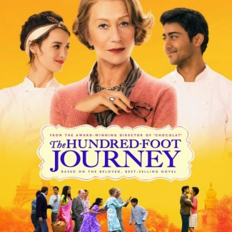 Hundred Foot Journey Movie Review and The Perfect Omelette Recipe