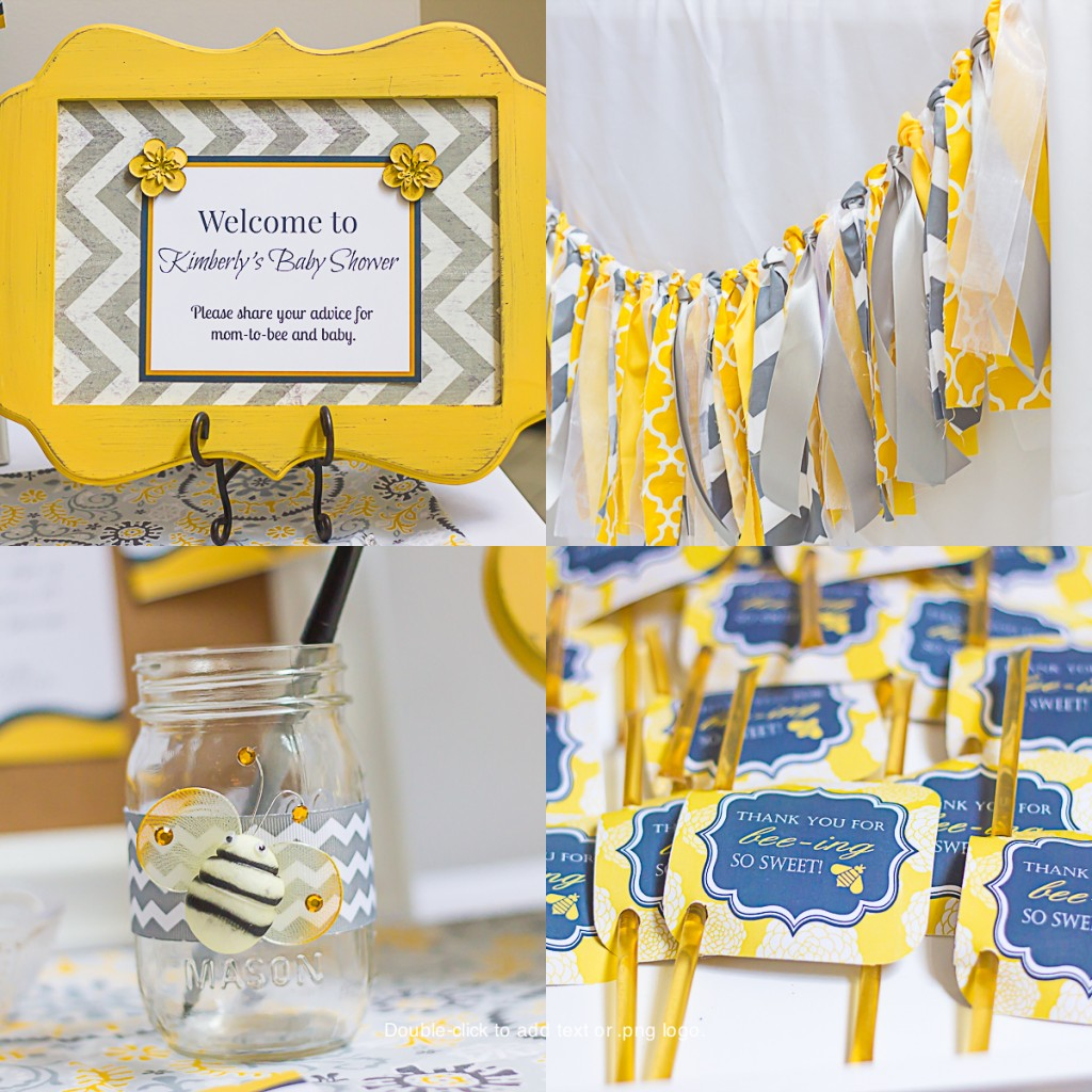 Bee Welcome Collage 1