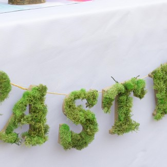 Natural Moss Banner Tutorial