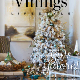 Print Magazine Feature – Create A Fabulous Holiday Dessert Table