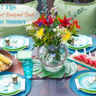 7 Tips To Host The Best Backyard Bash